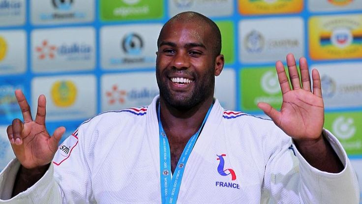 http://www.nbcolympics.com/news/judo-day-7-olympic-preview-can-anyone-stop-teddy-riner-domination https://www.olympic.org/news/french-duo-seal-famous-judo-double   http://www.nbcolympics.com/news/who-is-teddy-riner-france-judo-olympics http://www.metronews.fr/culture/vu-de-twitter-le-double-olympique-de-teddy-riner-rend-les-twittos-hysteriques/mphm!F8OiTBrH0mkw/ http://lebuzz.eurosport.fr/trends/tes-une-legende-les-sportifs-francais-felicitent-teddy-riner-pour-sa-medaille-dor-31199/