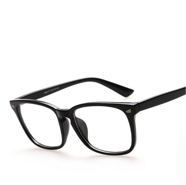 5460c38a64f 2016 New Eyeglasses Men Women Suqare Brand Designer Eyeglasses Frame Optical  Computer Eye Glasses Frame oculos
