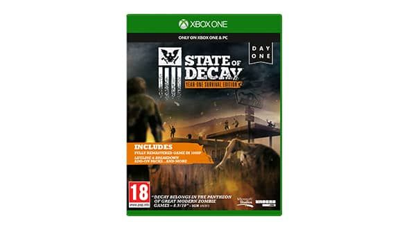 on aime State of Decay : édition Year One Survival pour Xbox One (Hollandais)
