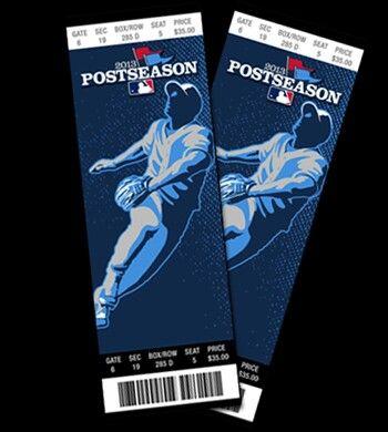 Dodger Playoff Tickets