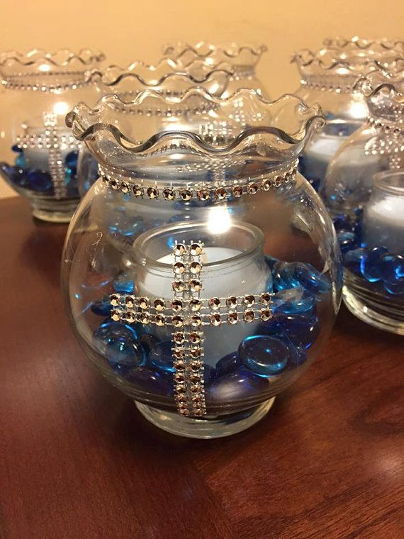 Religious Event Centerpiece by CreativeEventsByLucy on Etsy