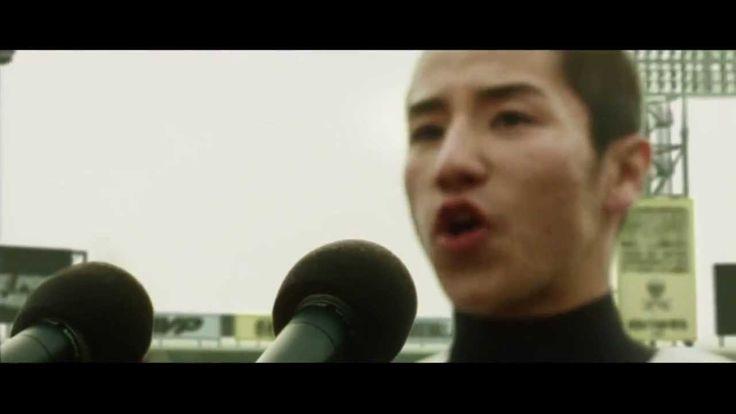 2013年CM ナイキジャパン ナイキベースボール宣誓編 ACCグランプリ