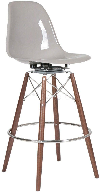 DSW Fibreglass Barstool with Swivel Bar stools, Buy bar