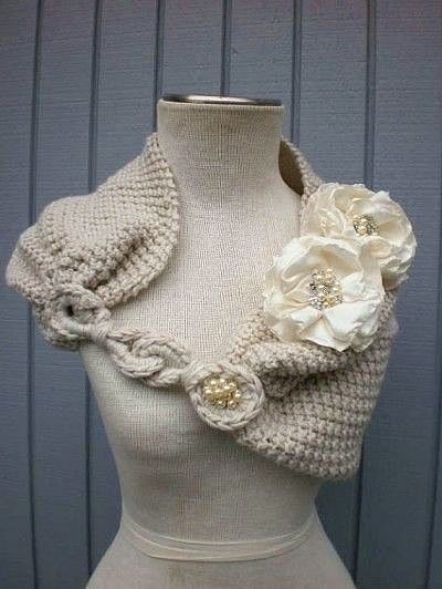 Crochet & Knit.  might have already pinned this.  so pretty.