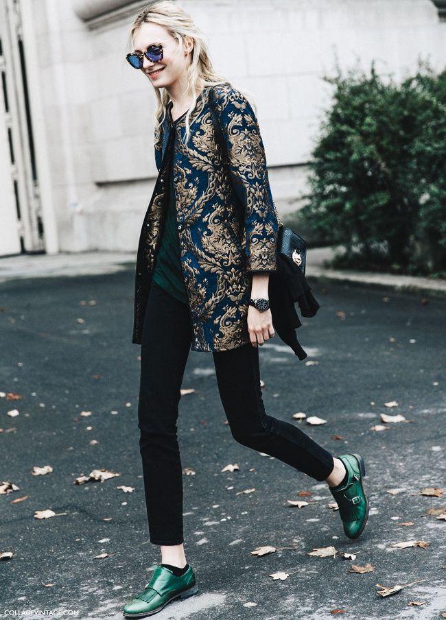 Veste femme style vintage
