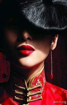 魂牵梦绕中国风创意服饰设计 | 中国元素...