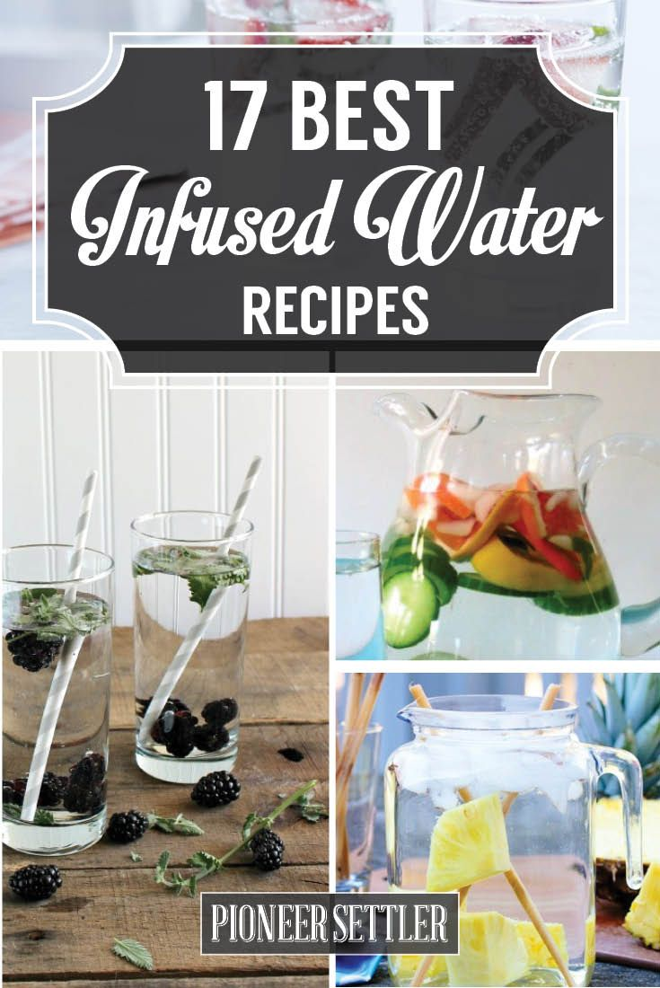 17 Best Ideas About Blue Eyes Pop On Pinterest: 17 Best Infused Water Recipes