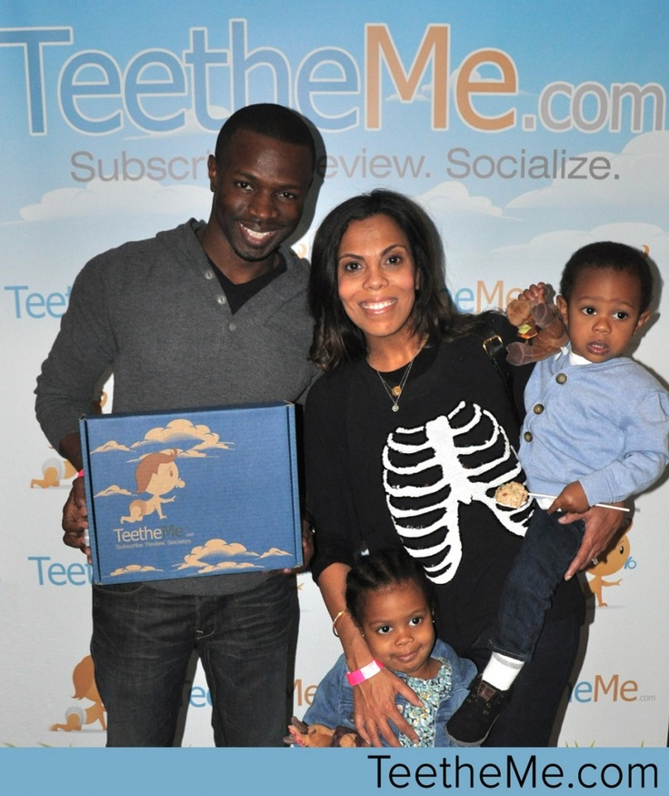 Sean Patrick Thomas, of Save the Last Dance and his wife, Aonika Laurent Thomas with TeetheMe.com at the Oscars Boom Boom Room @teetheme #celebs