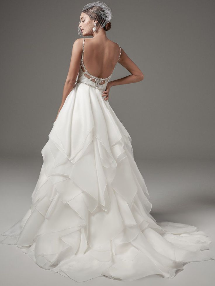 """New Bridal Gown Available at Ella Park Bridal 