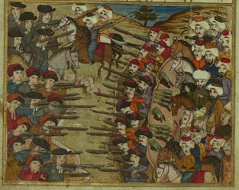 44 Best Images About Ottoman Miniatures On Pinterest