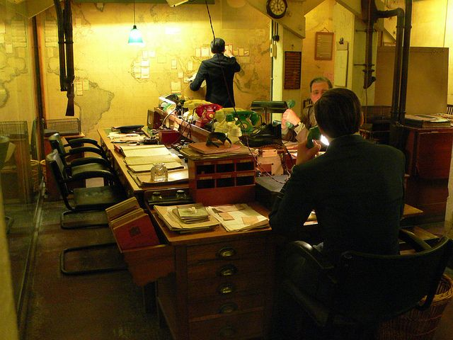 Give your family the chance of experiencing World War II London by visiting Churchill's bunker and War Room