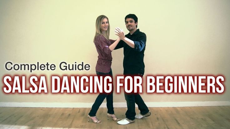 Salsa Dancing for Beginners.. I'm convince that it is a language that the body-speaks :-)   Little Moi wanna learn a little more :-)