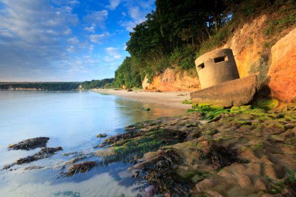 Studland Beach, Dorset England Discover Purbeck