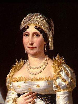 Madame Maria Letizia Bonaparte, Napoleon's mother.