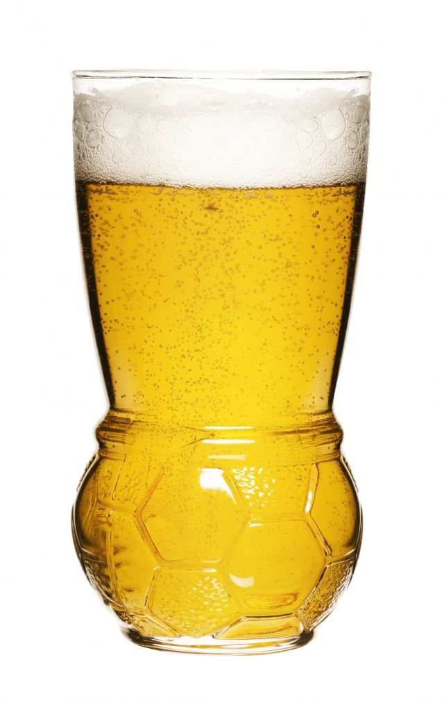 Szklanki do piwa Football 450 ml, Sagaform