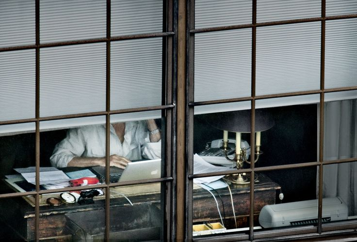 Ruth Madoff alone in her Manhattan duplex penthouse on June 26, the day she struck a deal with prosecutors to keep $2.5 million. Six days later, on July 2, six U.S. marshals arrived to take possession of the apartment and usher Ruth out. Photograph by Stephen Wilkes.