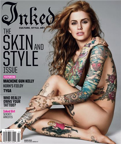 Inked Magazine #Inkedmagazineapp available on iTunes - at https://itunes.apple.com/au/app/inked-magazine/id493552712?mt=8