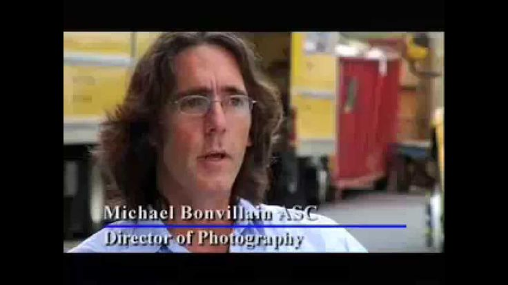 """Michael Bonvillain, ASC, was a Director of Photography on Lost. He was nominated for an Emmy in 2006 for """"Outstanding Cinematography For A Single-Camera Series"""" for the Lost episode """"Man of Science, Man of Faith""""."""