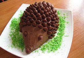 Csokoládés sünitorta sütés nélkül - minden gyermek álma! - Ketkes.com