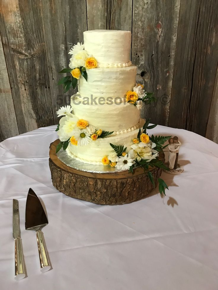 wedding cakes memphis rustic wedding cake i made 50 cakes of gray mallory gray 25020