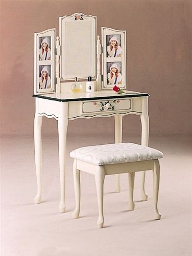 1000 Images About White Vanity Tables On Pinterest