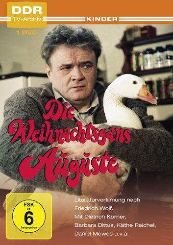 Die Weihnachtsgans Auguste ist  ein Klassiker.
