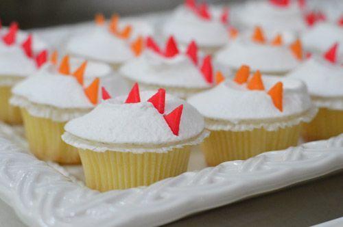 dragon cupcakes                                                       …