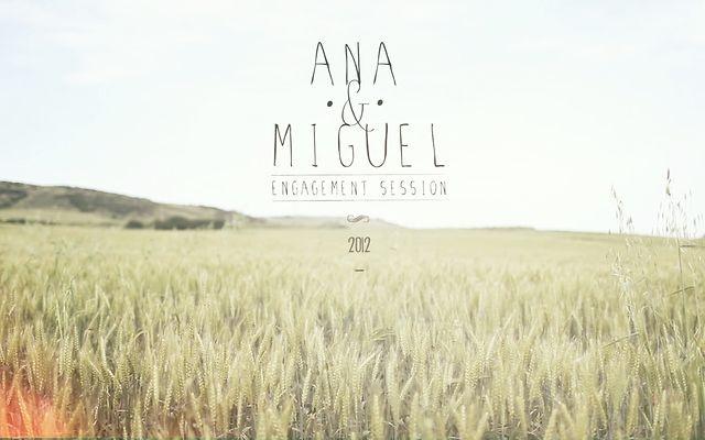 Ana - Engagement Session by De Alma e Coração. A Ana e o Miguel vão casar em breve.. e De Alma e Coração
