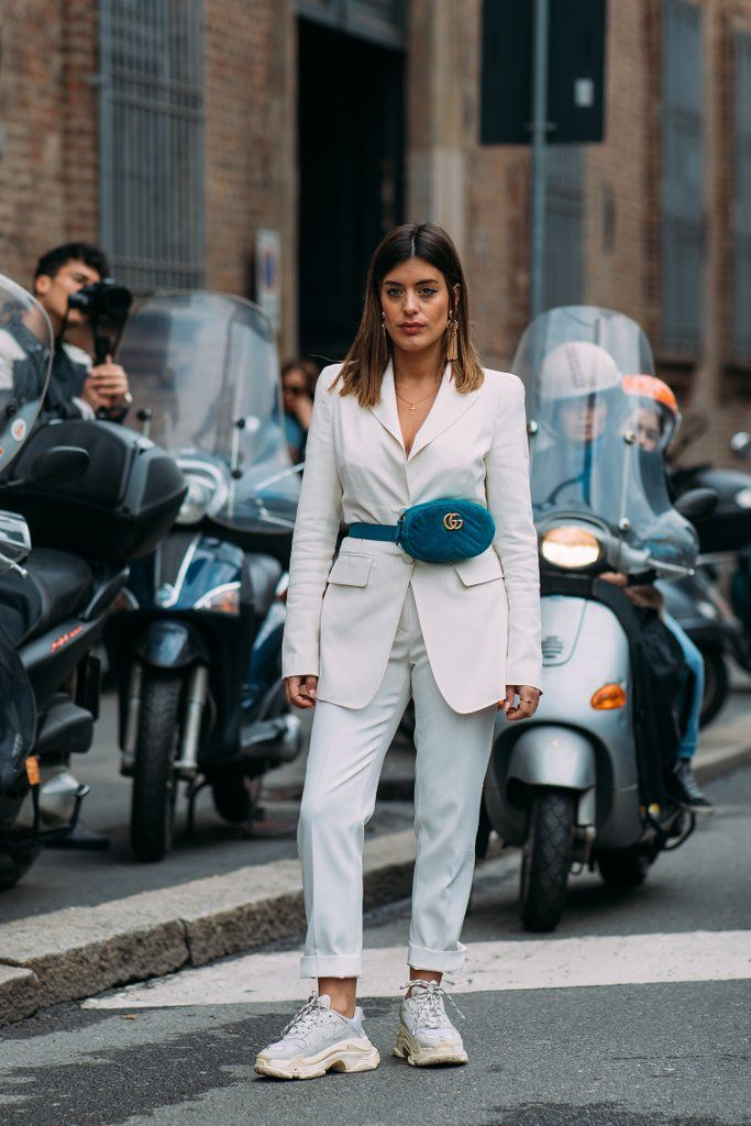 82bcb3844ff3b1 These Milan Fashion Week Street Style Moments Will Have You Saying,