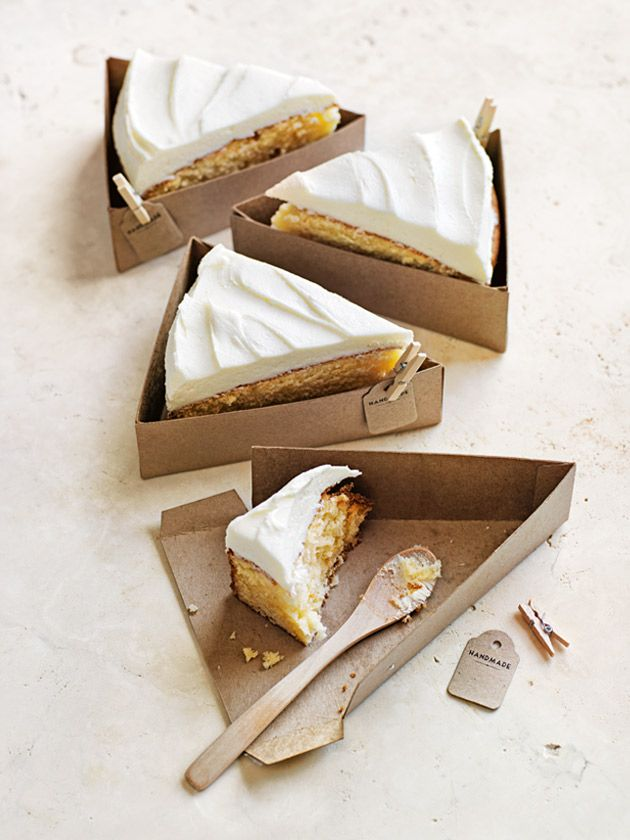 handmade cake boxes from donna hay magazine winter issue #81
