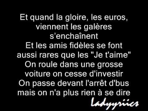 La fouine feat Zaho - Ma meilleure (Paroles)