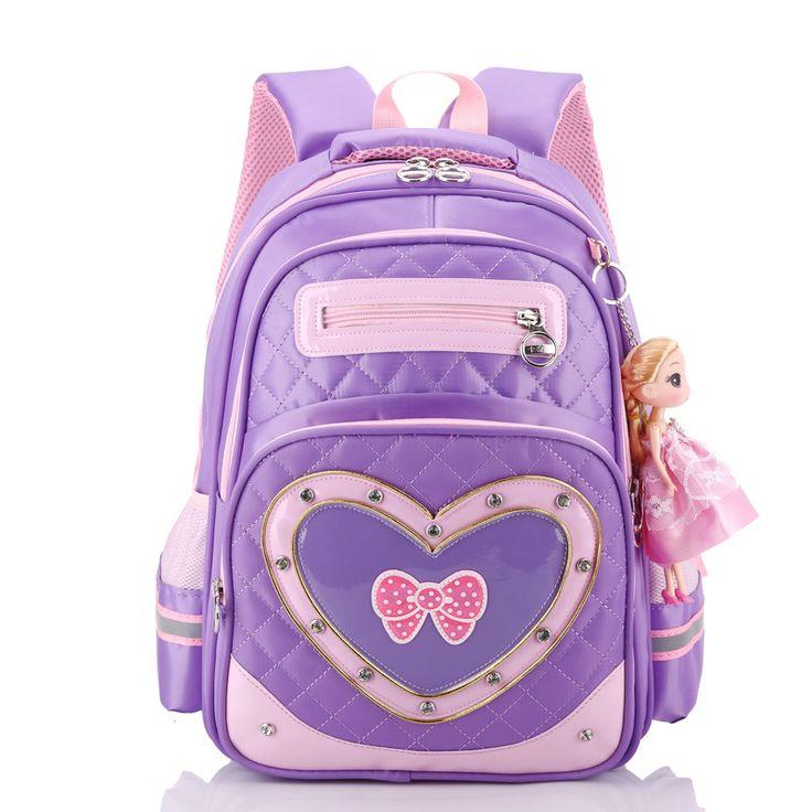Sac à dos pour filles Sofia Bunny Violet L2bTA8JLxt