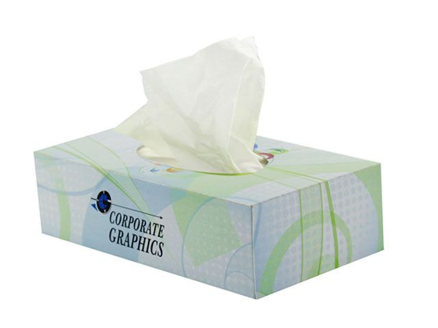 Tissue Box at Personal Gifts   Ignition Marketing Corporate Gifts