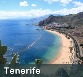 Tenerife has a huge range of luxury 5* hotels that are perfect for pampering!