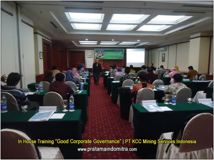 In-house Training GCG - PT KCC