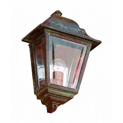 We Love this Favel - Vilma Small Antique Wall Light
