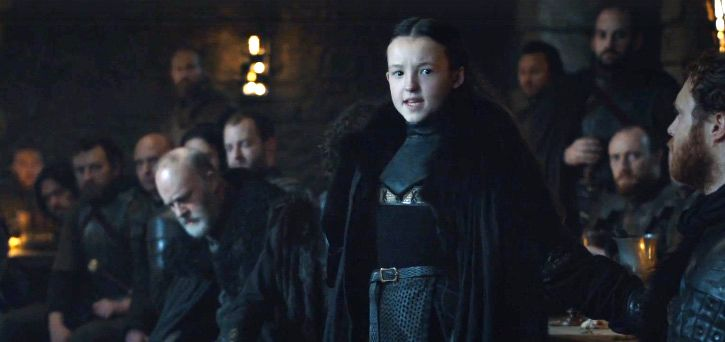 Lyanna Mormont Is the Best Character on 'Game of Thrones' - 'Game of Thrones' Season Six Finale