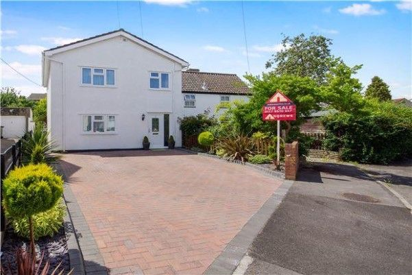Property of the week!  3 bedroom detached house for sale in Wiltshire Place, Bristol