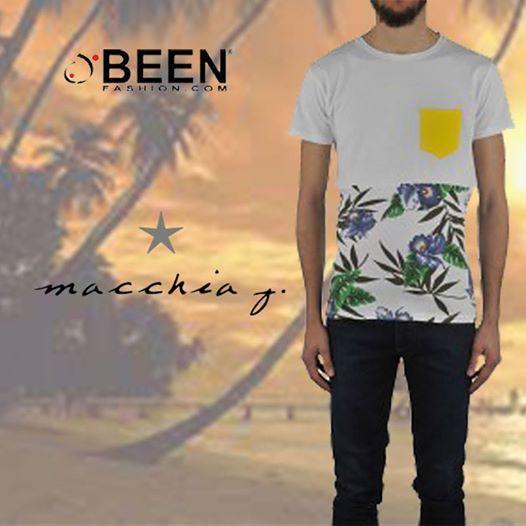 Un vero #musthave questa t-shirt #macchiaJ! La trovi su #Beenfashion! http://www.beenfashion.com/it/macchia-j-t-shirt-con-taschino-colorato.html?utm_source=pinterest.comutm_medium=postutm_content=T-shirt-macchiajutm_campaign=promozione