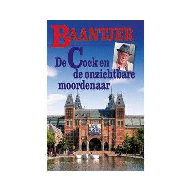 De Cock en de onzichtbare moordenaar - Baantjer  De Cock logeert met zijn vrouw een weekend in een Schevenings hotel. In de krant leest hij over de aankoop van een beroemd schilderij door de Staat.  EUR 9.99  Meer informatie