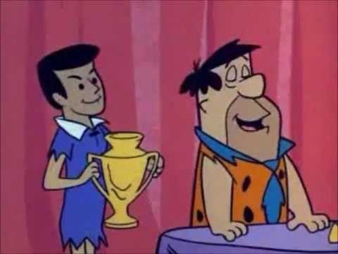 "Beach Boys & The Flintstones - ""Surfin USA"" - YouTube"