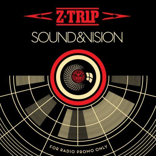 KCRW Exclusive: Z-Trip Soundtrack for Shepard Fairey's Sound + Vision Exhibit | KCRW Music Blog