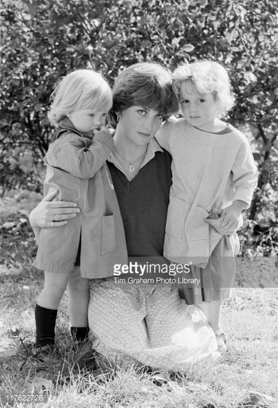 Lady Diana Spencer age 19 at the Young England Kindergarden School in Pimlico where she works as a nursery assistant On July 1st Diana, Princess Of Wales would have celebrated her 50th BirthdayPlease refer to the following profile on Getty Images Archival
