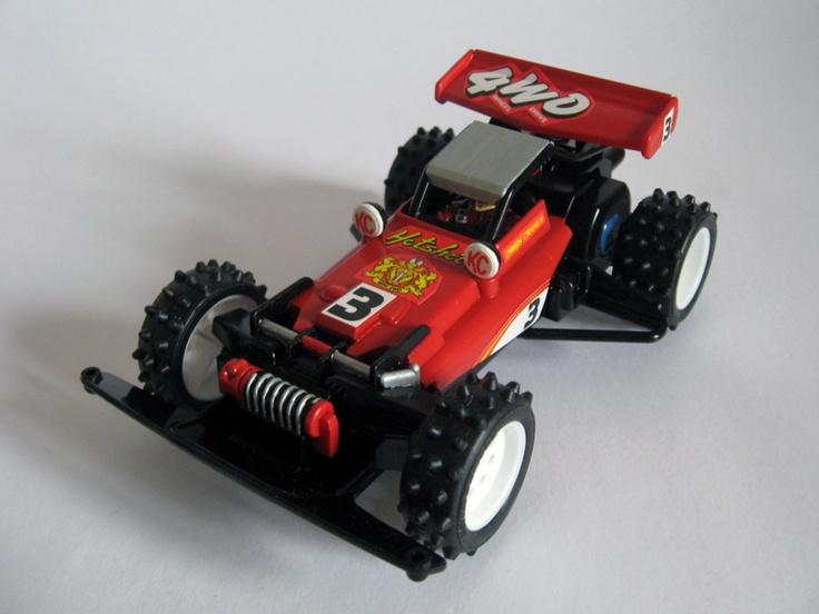 Hotshot Jr. by Aran (original) Mini 4WD Mini4WD Tamiya