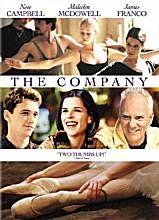 Compre agora DVD filme The Company. http://www.pluhma.com/loja/videos.dvd