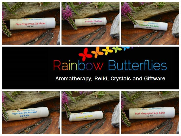 Lip Balms are now available for purchase for a total of $4.00 each you can find them at http://shop.rainbowbutterflies.com.au/Lip-Balm_c39.htm