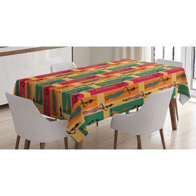 East Urban Home Decorative Table Cloth