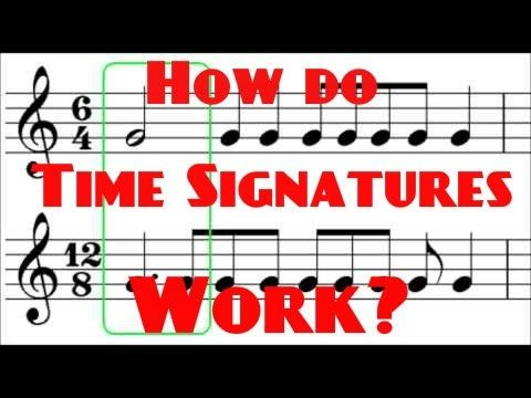 How do Time Signatures Work? (Grade 5 Music Theory, ABRSM