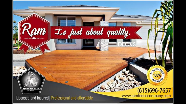 RAM is just about quality - Ram Fence Company