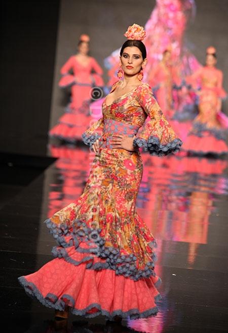 Fotografías Moda Flamenca - Simof 2013 - SONIA ISABELLE - Sonibel Vintage